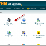 whm servcer configuration thumb 150x150 How to Create a new Client cPanel account using WHM Reseller hosting