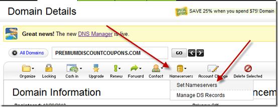 nameserverGodaddy thumb How to Change Name Server for Domain from Godaddy