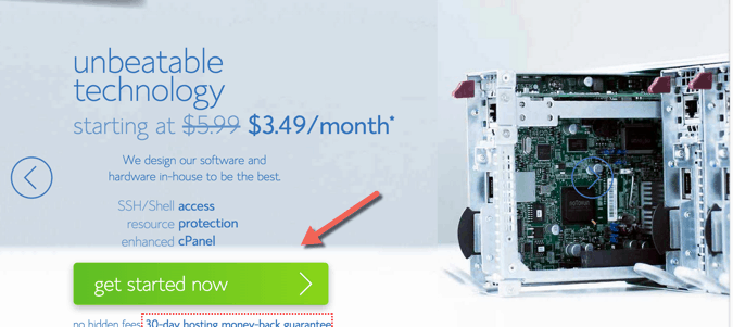 Bluehost Discount Coupon : $4.95 Promo Offer