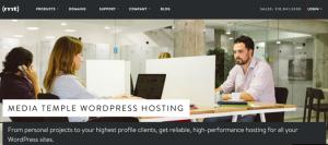 MediaTemple WordPress Hosting