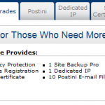Bluehost Pro Hosting package 150x150 Myth Buster: Shared Hosting IP Doesn't Affect your Search Engine ranking
