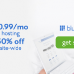 Bluehost Cyber Monday 150x150 Bluehost Discount Coupon : $4.95 Promo Offer