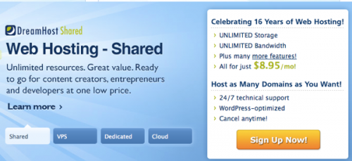 Dreamhost Unlimited hosting truth