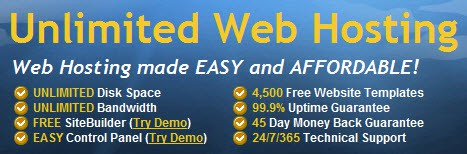 unlimited webhosting facts