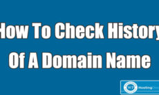 How To Check History Of A Domain Name Including Ownership History