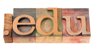Register .edu domain name