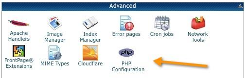 Hostgator PHP Config