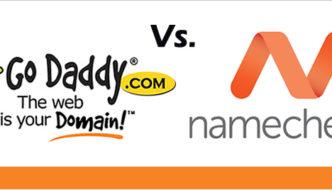GoDaddy vs. Namecheap: Which Domain Registrar is Better?