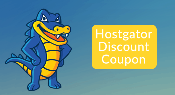 Hostgator Discount Coupon: 30% Off On First Bill