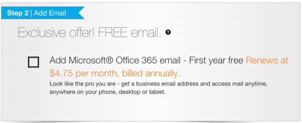 MICROSOFT OFFICE free email