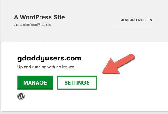 WordPress uninstallation settings