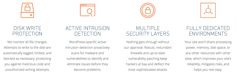 WPEngine security