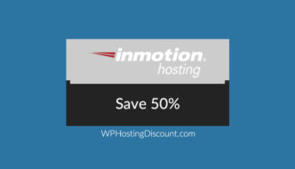 InMotion Hosting Coupon Code: Special Deal To Get Discounted Hosting + Free Domain