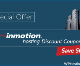 Special Offer: Get InMotion Hosting Discount Coupon: Save 50%