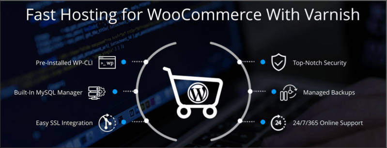 Best WooCommerce Hosting for WordPress: For New to High Traffic Site