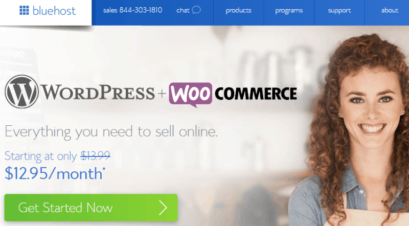 bluehost-woocommerce-hosting