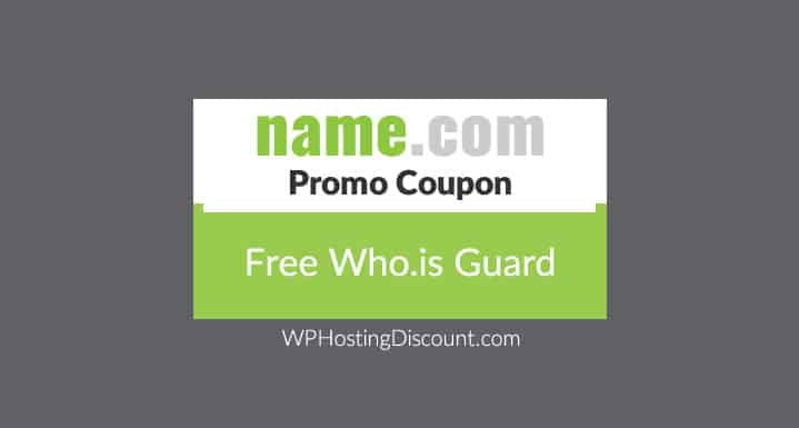 Name Promo Coupon To Get Free Who.is Guard