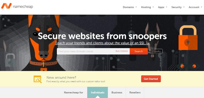 5 Best GoDaddy Alternatives for Buying Domain Names