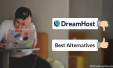 DreamHost Down: Best DreamHost Hosting Alternatives